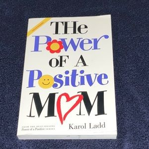 """Book """"The Power of A Positive Mom"""" by Karol Ladd"""